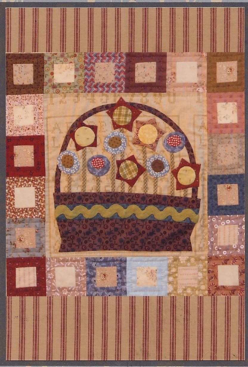 Pocket Of Posies Quilt Pattern.Mrs Martin S Quilt Shop Pockets Of Posies Hatched And