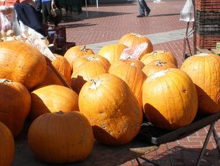 The pumpkins, market SF