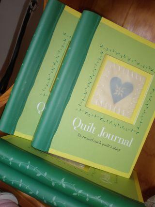 Quilt Journal