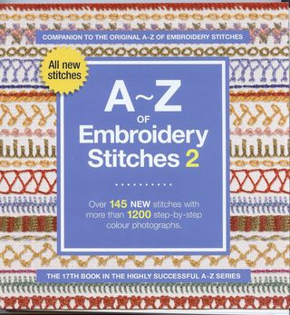A-Z of Embroidery 2