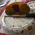 Sandy's Orange Cake