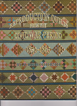 Reproduction Quilts from the Civil War Period