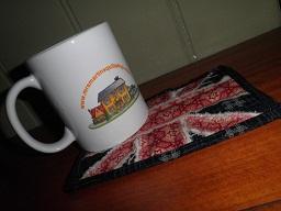 Mug mat