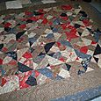 Layer Cake Quilt......