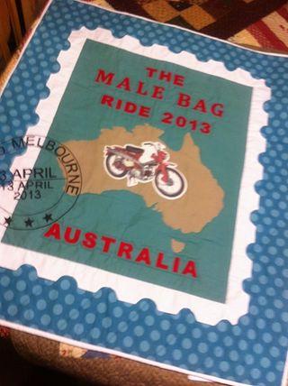 Mail Bag Ride