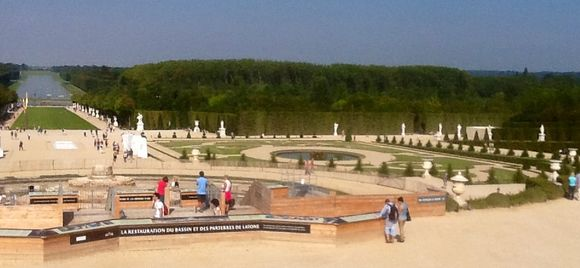 Versailles......