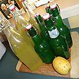 My Wolrd Famous Lemon Cordial......