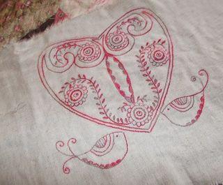 Stitching done