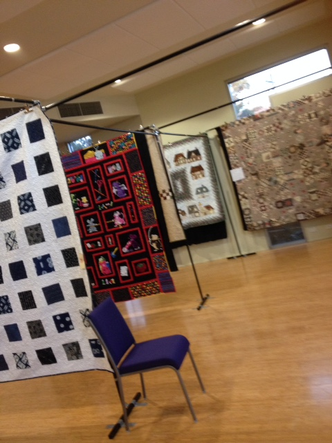 Quilt Racks for Hire