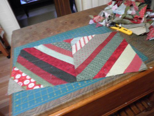 Block 10.....Joining the blocks